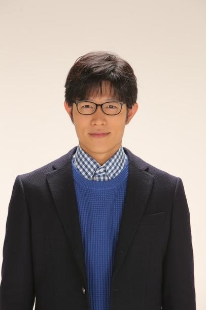 モデル・KEY[鍵谷春樹]役:坂口健太郎 (C)日本テレビ