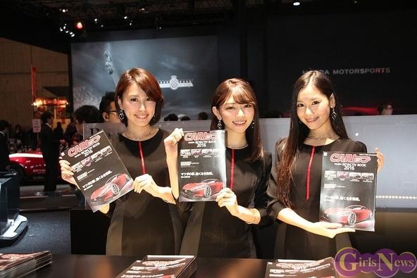 東京オートサロン2016 コンパニオン特集