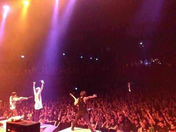 coldrain、ヨーロッパ最大級のフェス「Rock am Ring」「Rock im Park」に出演決定!
