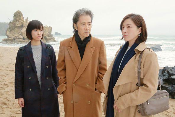 水川あさみ、十数年ぶり清張原作ドラマで共演の田村正和の頭ポンポンに感激「胸がキューッとなりました(笑)」