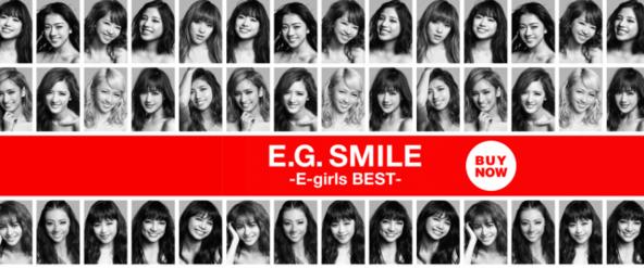 E-girlsが過去にカバーした楽曲がスゴい!