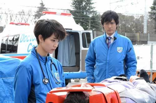 【動画】ドクターカー ~絶体絶命を救え~ 第1話
