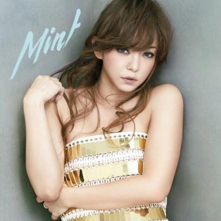 2016年5月24日付music.jp週間シングルランキング、第1位の安室奈美恵「Mint」ジャケット写真