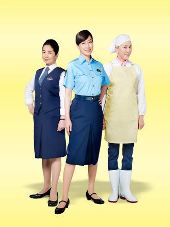木曜ミステリー「女たちの特捜最前線」左から、宮崎美子、高島礼子、高畑淳子  (c)テレビ朝日