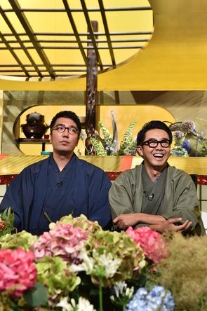 「ぶっこみジャパニーズ6」司会のおぎやはぎ (c)TBS