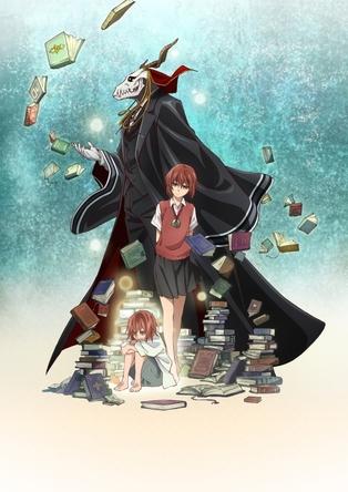 大ヒットコミック「魔法使いの嫁」完全オリジナルアニメ、音楽に日本アカデミー賞受賞の松本淳一