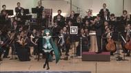 冨田勲×初音ミク「イーハトーヴ交響曲」の特別バージョンを演奏