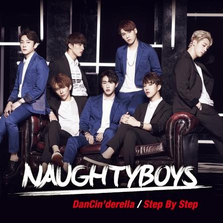 韓国出身7人組・NAUGHTYBOYS、メジャーデビュー作がオリコンTOP10入り