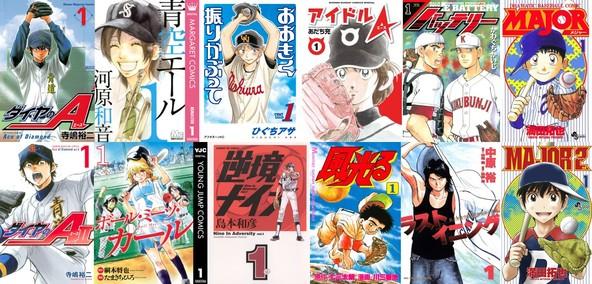 感動をありがとう!高校球児たちの青春を描く、名作高校野球マンガ