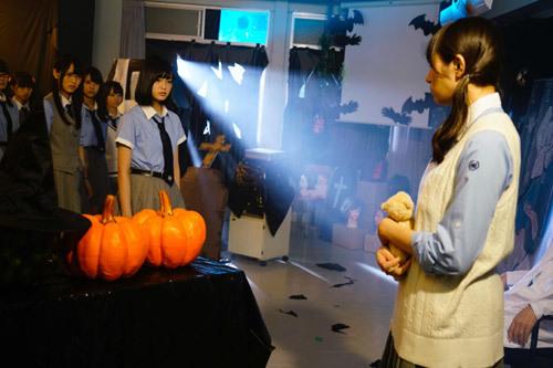 欅坂46メンバー総出演「徳山大五郎を誰が殺したか?」最終話 (c)「徳山大五郎を誰が殺したか?」製作委員会