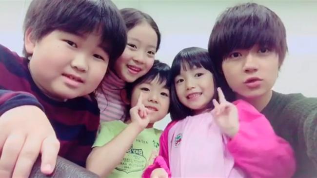 M!LK佐野勇斗が公開した、子役たちとの告知動画