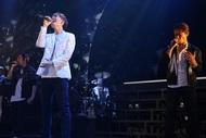 デビュー15周年の集大成、w-inds.香港公演で3,000人が熱狂!「10年後も香港でライブが出来るように」