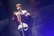 Jun.K (From 2PM)、日本で3度目のソロツアーが超満員のライブハウスで開幕