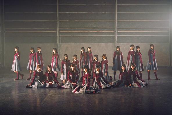 CDTVへ出演する欅坂46