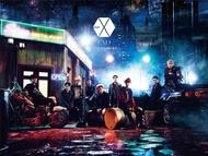 EXOの2ndシングルが初週売上14.0万枚で週間2位獲得、海外アーティスト初の記録も
