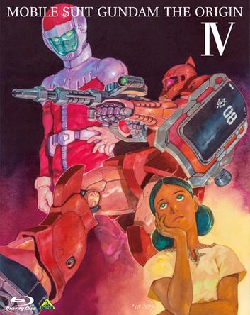 「機動戦士ガンダム THE ORIGIN IV」がBD総合首位獲得 (C)創通・サンライズ