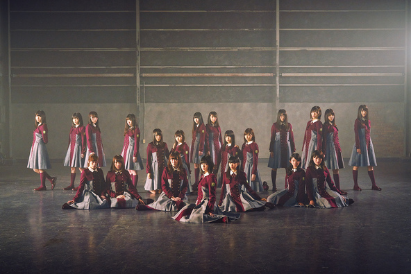 欅坂46 アーティスト写真