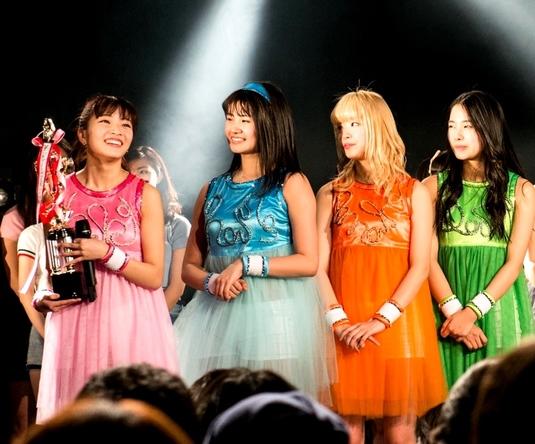 『アイドリぃむTV presents「アイドル・ダンス・バトル 2017」』で「ベストアイドルダンスグループ」に選ばれたGEM