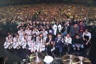 星野源、バクナン、乃木坂46、WANIMAらが魅せた!12,000人が熱狂した「ANN50周年記念ライブ」