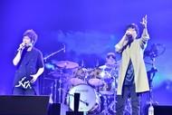 ポルノグラフィティ岡野昭仁と夢のコラボも 「アジアのスーパーバンド」Maydayの帰還に武道館2万人が熱狂
