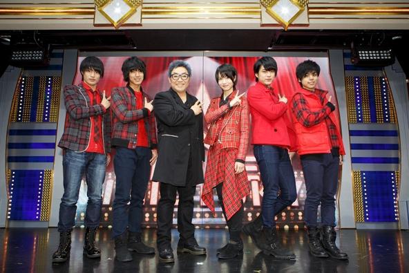 2月26日(日)放送「マジ☆弟子」マジプリがコロッケに弟子入り (c)テレビ東京