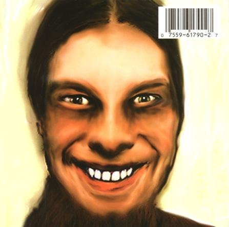 Aphex Twinの1995年作アルバム『I Care Because You Do』 アーティスト写真なども含めたインパクトあるアートワークも特徴