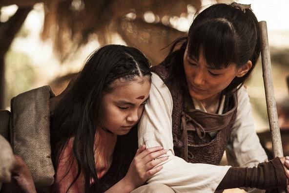 綾瀬はるか主演「精霊の守り人 悲しき破壊神」第8話 (c)NHK
