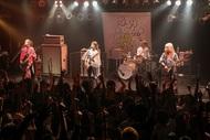 SCANDAL、ベスト盤を引っ提げた47都道府県ツアーが熊本からスタート
