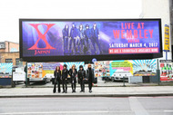 X JAPAN 英ウェンブリーアリーナ公演の絶賛を受け新作への期待が世界中で高まる