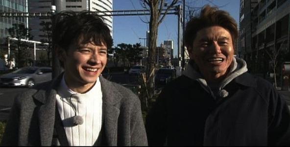 『火曜サプライズ 春の3時間SP』ヒロミ、ウエンツ瑛士(1) (c)NTV