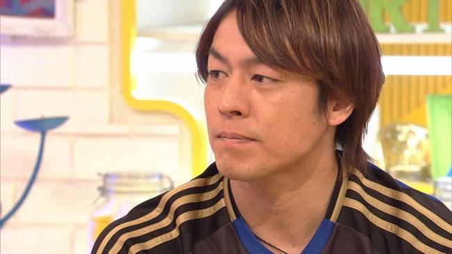 「グッと!スポーツ ハンドボール界のスーパースター 宮崎大輔」 (c)NHK
