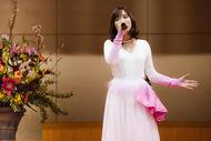 大原櫻子、番組企画で高校の卒業式にサプライズ登場