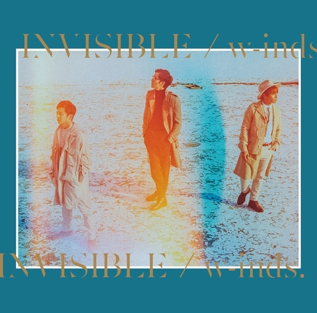 w-inds.『INVISIBLE』が週間4位獲得で通算8作目のアルバムTOP5入り