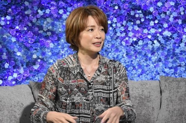 『アナザースカイ』ゲストのヤマザキマリ (c)NTV