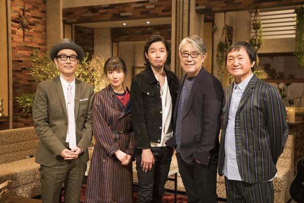 NHK「The Covers」リニューアル初回は斉藤和義が異色カバー&弾き語り