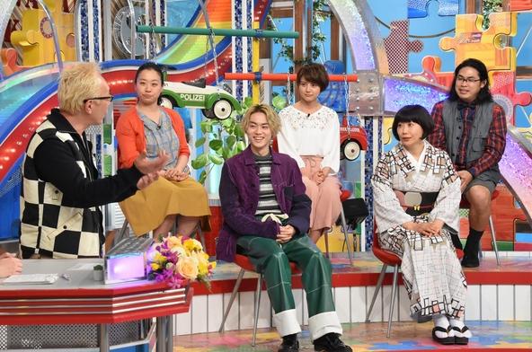 『1億人の大質問!?笑ってコラえて!』スタジオ収録の模様 (c)NTV