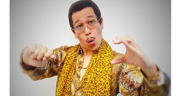遂にトランプ大統領一家まで! ピコ太郎「I LIKE OJ」も全世界規模へ浸透!