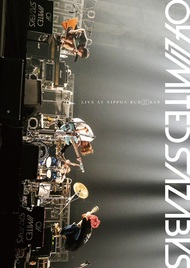 04 Limited Sazabys、初の武道館公演を収めた映像作品のトレーラー&ジャケット解禁