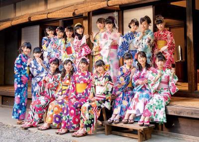 注目のアイドルグループ・ふわふわ、浴衣と手ぶりが話題の夏曲「恋花火」が人気上昇中