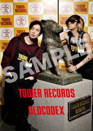 5thアルバムをリリースするOLDCODEXがタワレコと11大コラボ企画、コラボカフェも再び