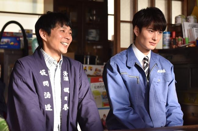 『スペシャルドラマ ゆとりですがなにか 純米吟醸純情編』前編(5) (c)NTV