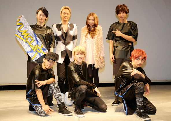 Vimclipのアルバム発売記念イベントにAAA浦田直也、May J.登場!