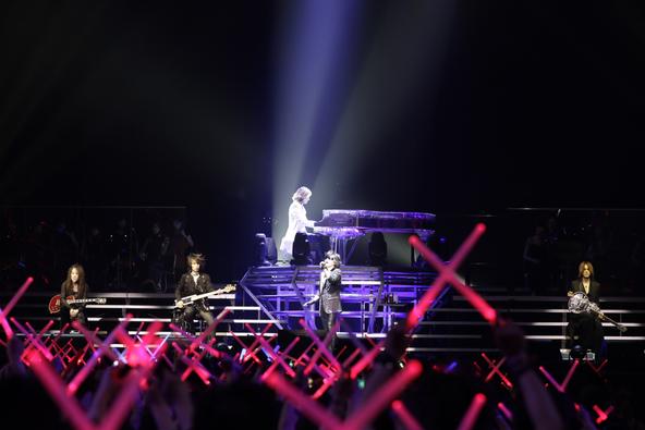 """アコースティックライブで響き渡った""""WE ARE X""""のコール&レスポンス、歴史的ライブとなった""""奇跡の夜"""""""