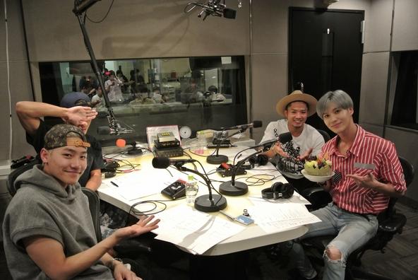 GENERATIONS・数原龍友&小森隼とテミン(SHINee)は相思相愛だった!ラジオ初共演で判明