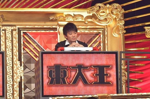 『東大王』 伊沢拓司(高校生クイズ2連覇) (c)TBS