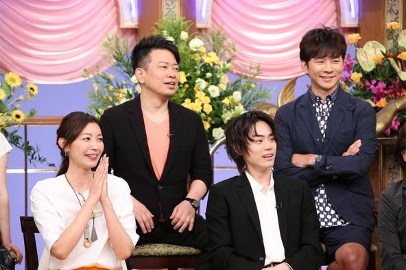「行列のできる法律相談所」菅田将暉ら (c)NTV