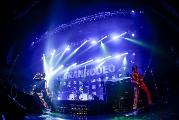 GRANRODEOのツアー最終公演が完全独占生中継!KISHOW「当日は誕生日なので、いろいろと鈍感に過ごしたい…」