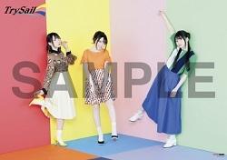 メンバー着用衣装展示や限定映像も!TrySail 2ndアルバム発売記念ミュージアムがAKIHABARAゲーマーズ本店でスタート