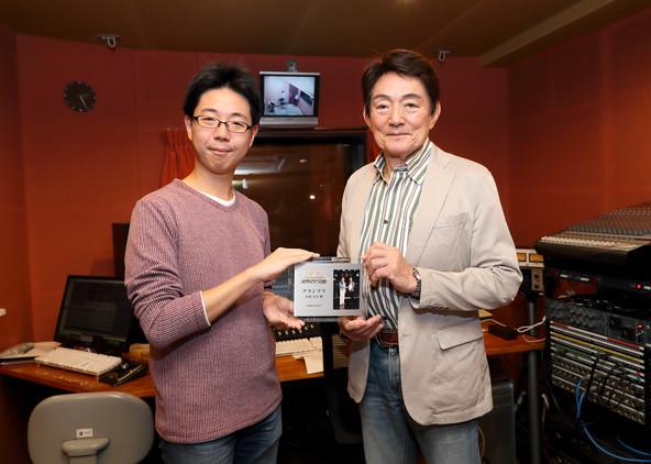 アニソン大王・ささきいさお、カラオケ大会グランプリ受賞者と「宇宙大帝ゴッドシグマ」OPテーマをレコーディング