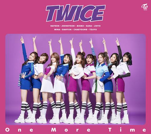 TWICEの日本で初めてのオリジナル曲『One More Time』は恋する女子への応援ソング